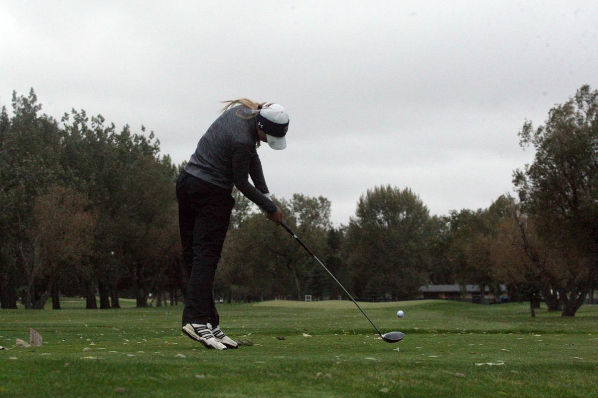 Billings West S Carrie Carpenter Cruises To Gratifying State Aa Title One Year After Painful Loss High School Golf 406mtsports Com