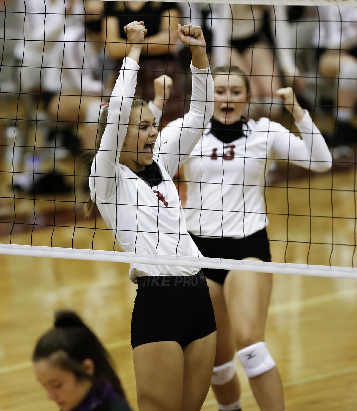 Helena High Volleyball vs Butte