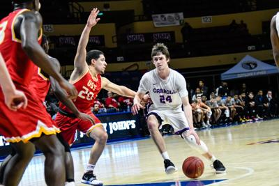 2429570b04df Carroll College men s basketball win first-round game in NAIA national  tournament over St. Thomas of Texas