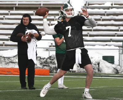 Montana Tech spring football - Jet Campbell (copy)