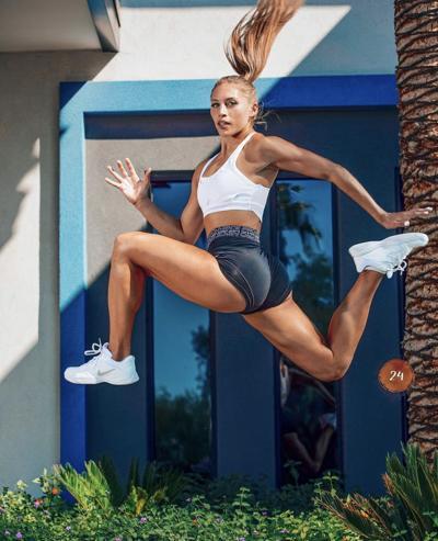 Triple jumper Sammy Evans