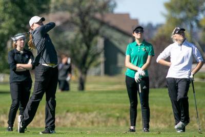 High School State Golf