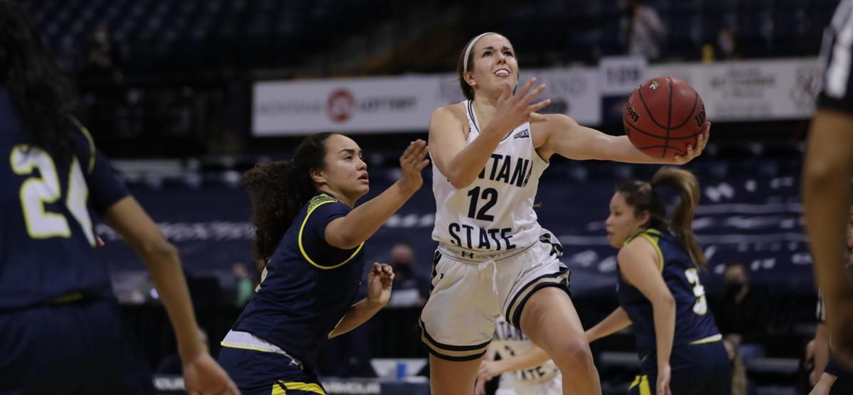 Montana State Bobcats women's basketball 1