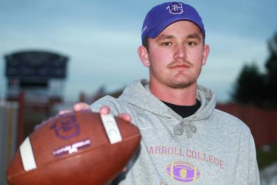 Former Carroll College quarterback Reese Hiibel shares why he retired from playing