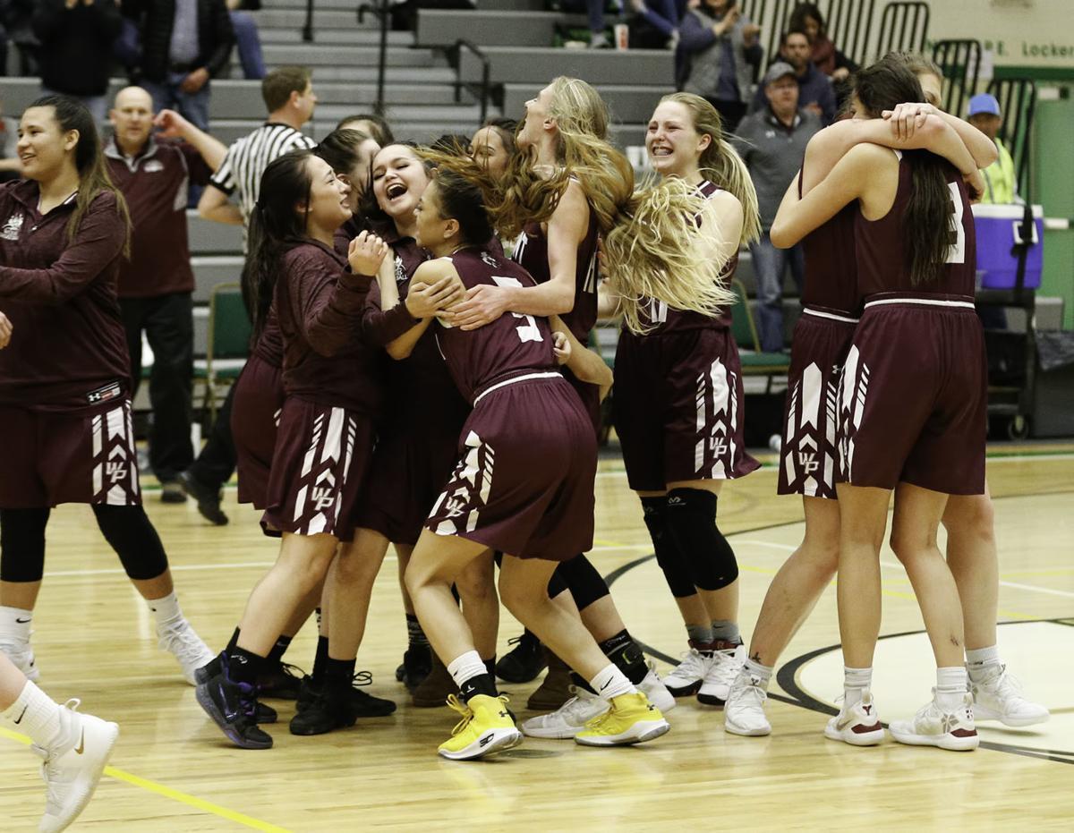 State B girls basketball: Wolf Point vs. Florence-Carlton