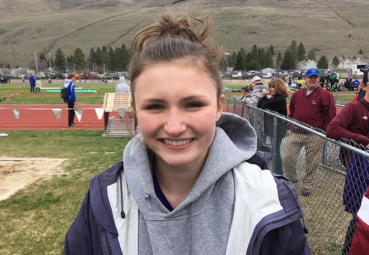 Lauren Heggen, Sentinel track