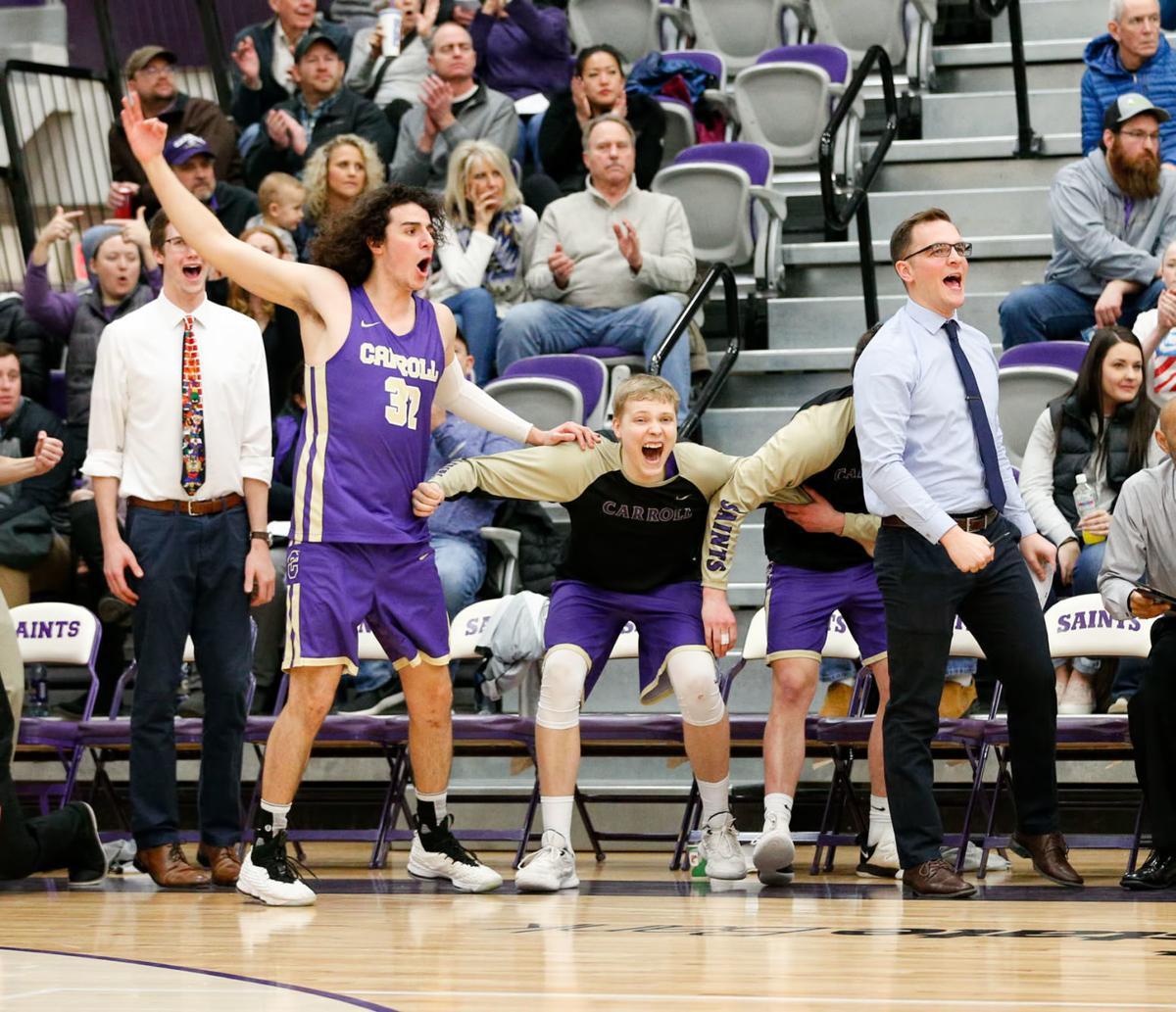 Carroll College men's basketball