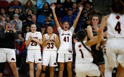 Hardin holds on to beat Billings Central, 44-41
