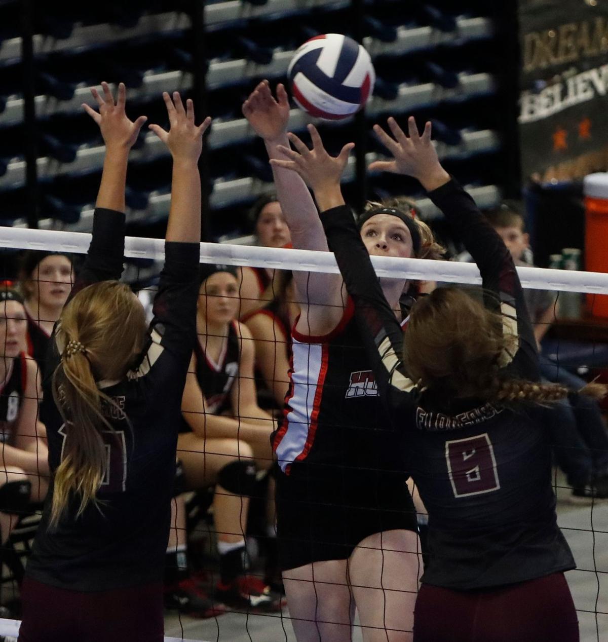 Class B Volleyball Tournament