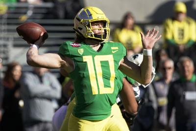 Pac-12 Oregon Preview Football