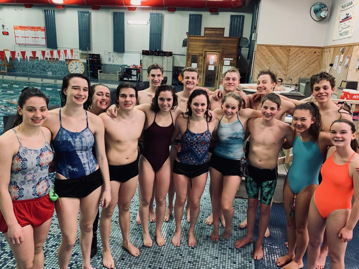 Missoula YMCA swimmers going to Washington Open