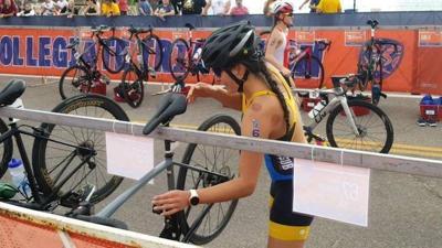 MSU Billings triathlon