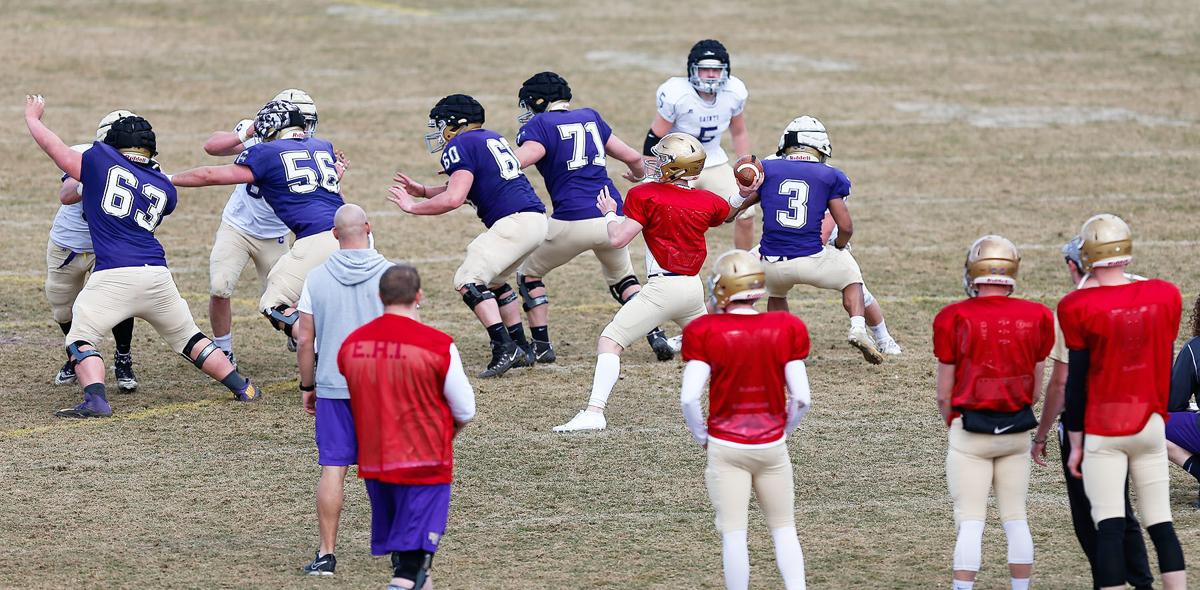 Carroll College football installing new option-style ...