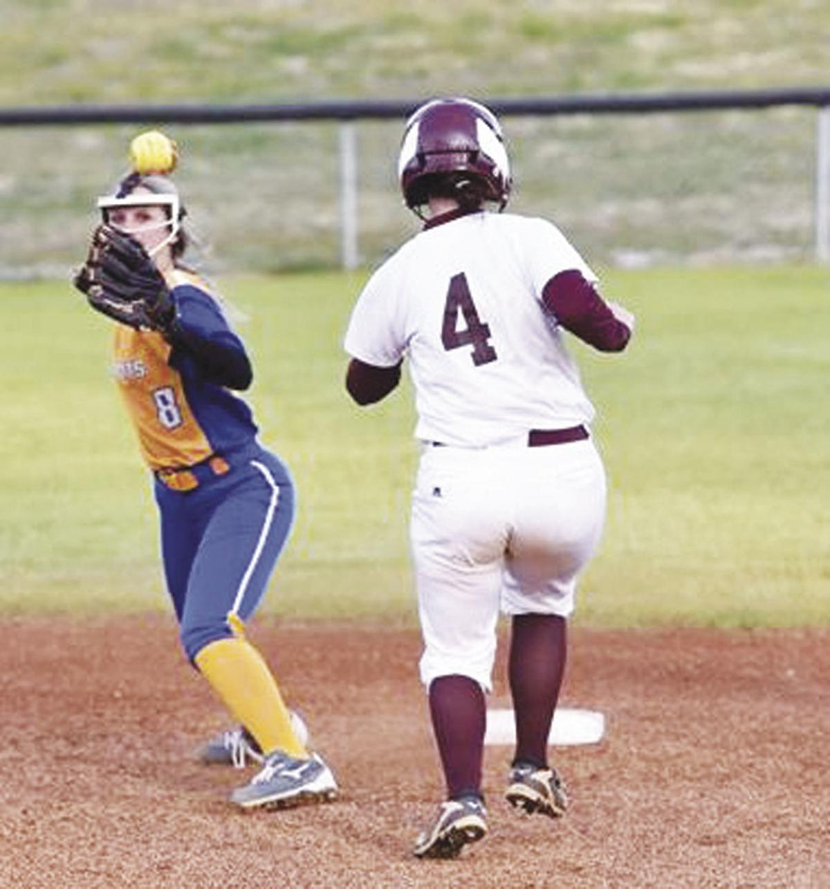 Sweetwater vs. Tellico softball