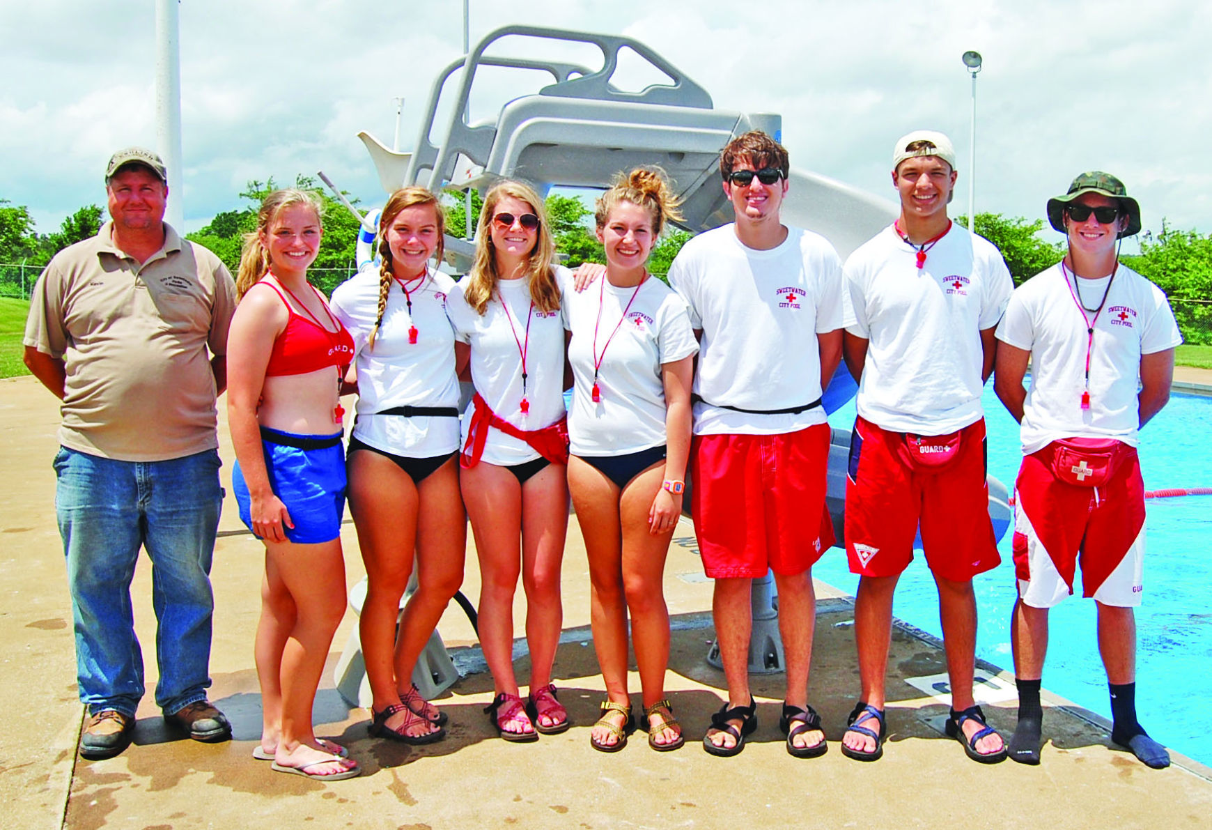 sweetwater lifeguards