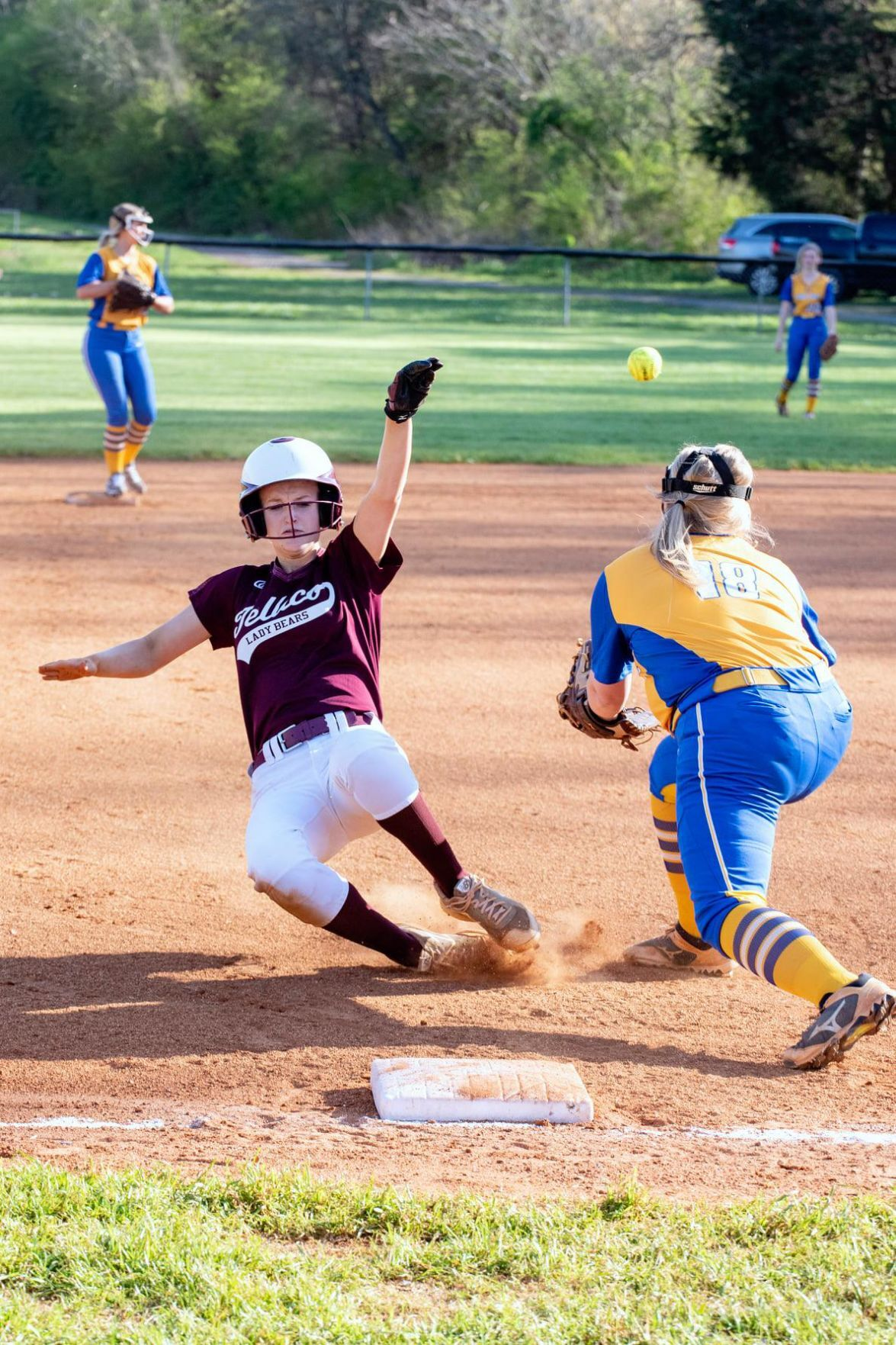 Sweetwater tops Tellico Plains with two big innings, win three straight