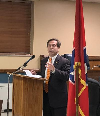 U.S. Rep. Fleischmann discusses thoughts on Iran, impeachment