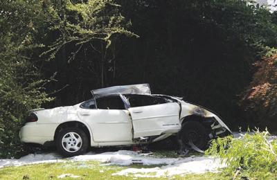 Alleged reckless driver killed in single-vehicle crash
