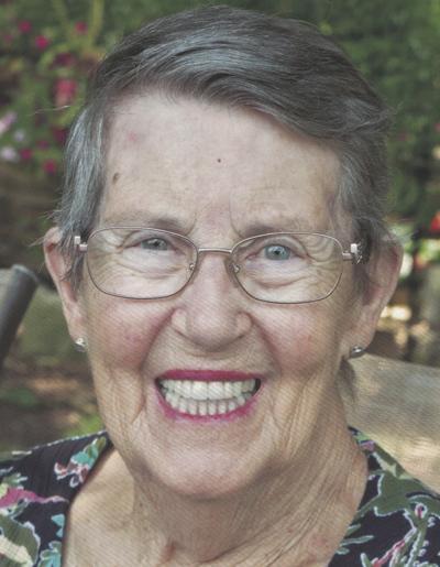 Verna Sue Sharpe Plemmons