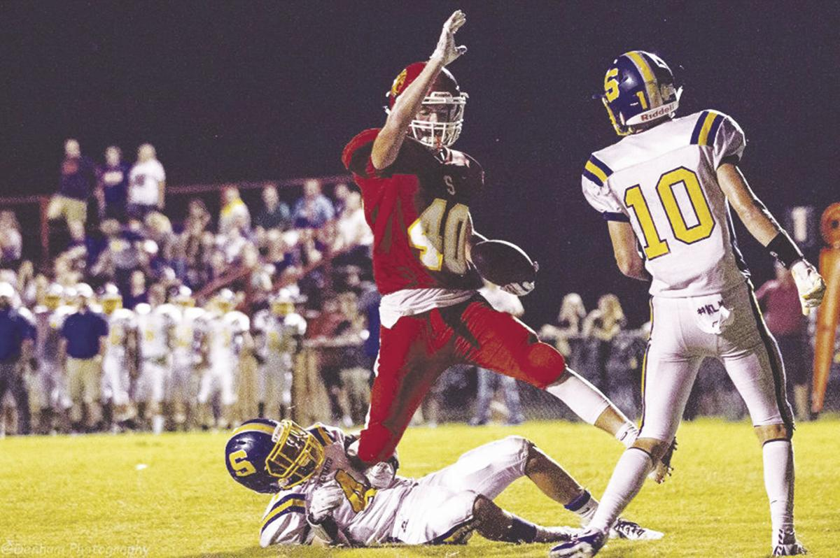 Sweetwater-Sequoyah football