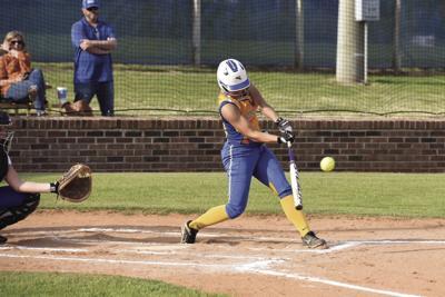 Sweetwater softball vs. CAK-1