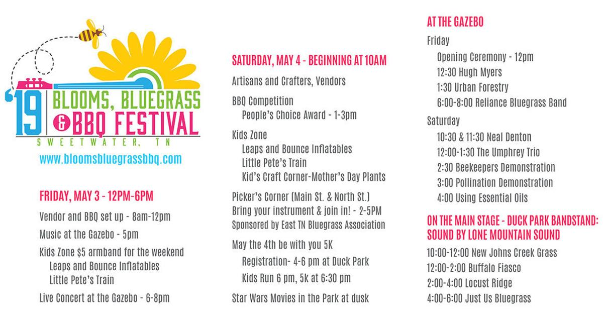 Sweetwater holds new festival May 3-4