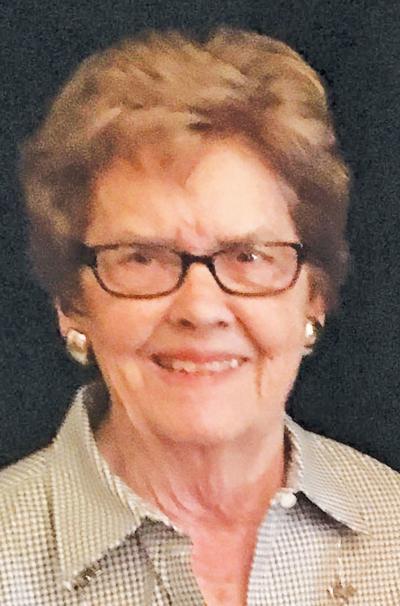 Betty Jo Hurst Barron