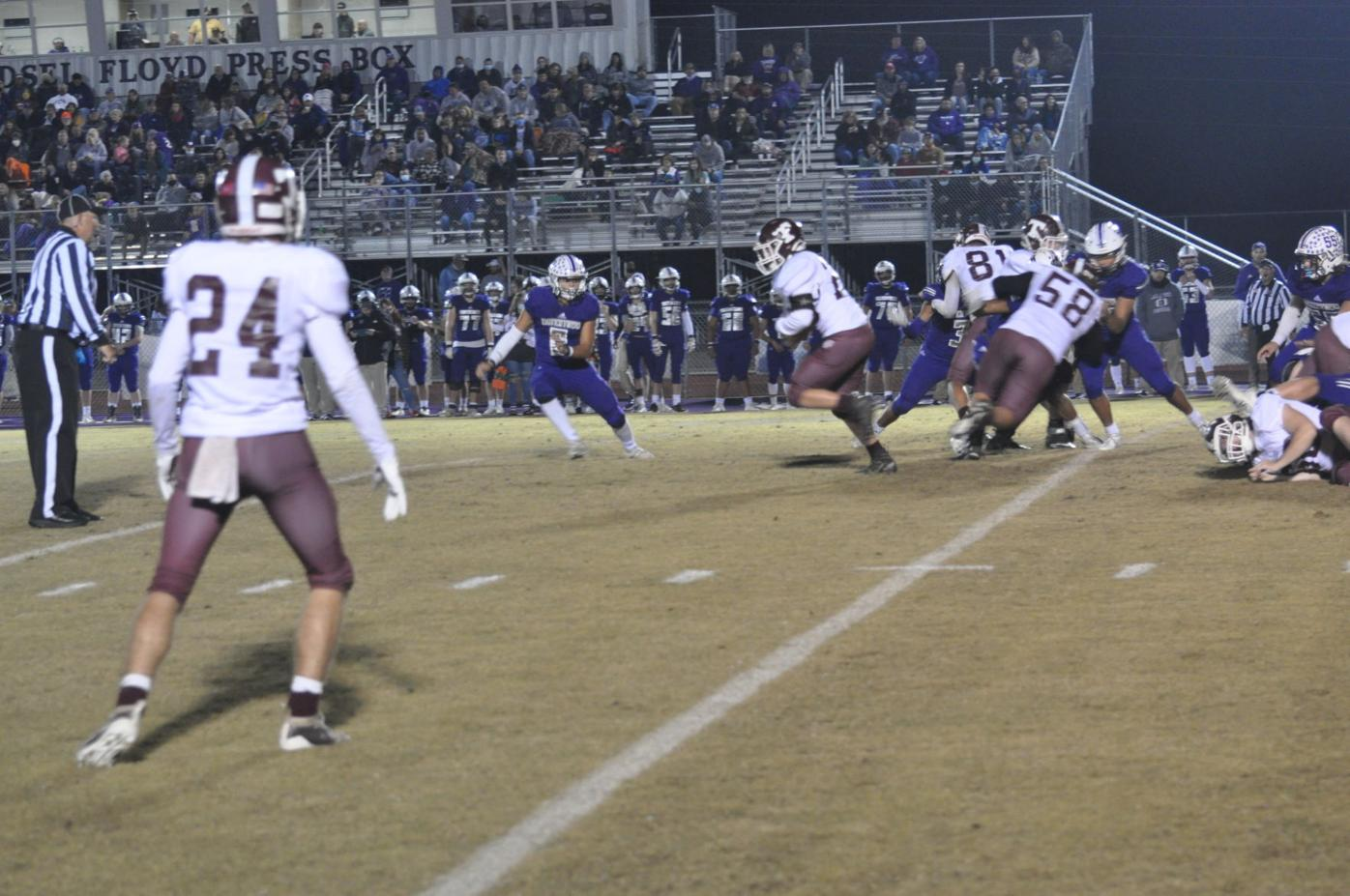 Tellico Plains playoff appearances shows growth, long road ahead