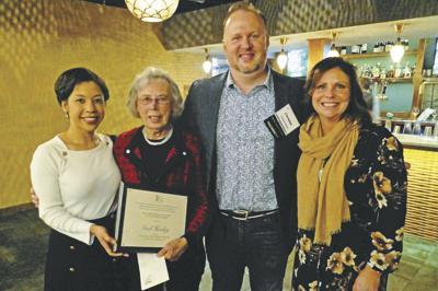 Henley named CASA Volunteer of the Year