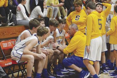 SJHS basketball