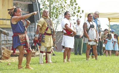 Cherokee Fall Festival is Sept. 7-8