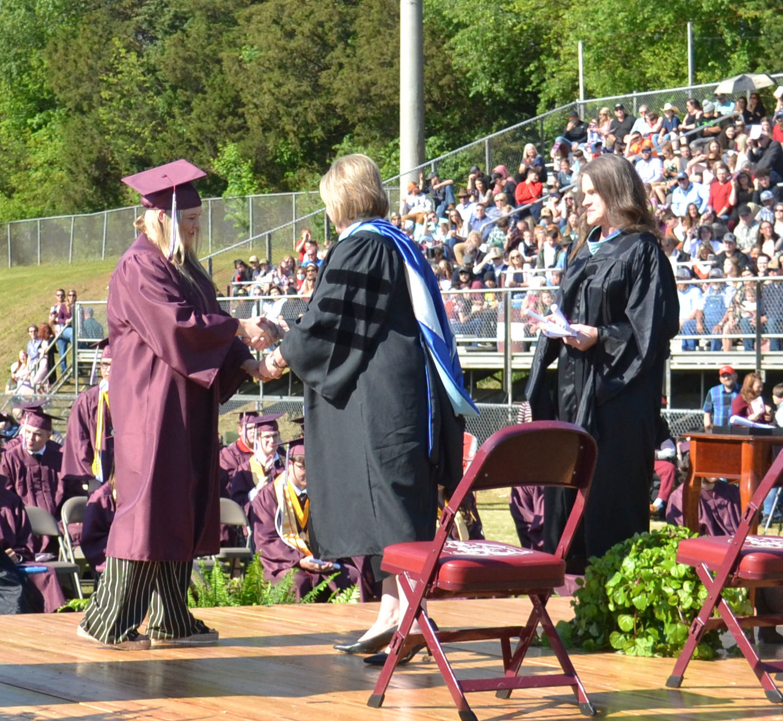Tellico graduates honored in ceremony