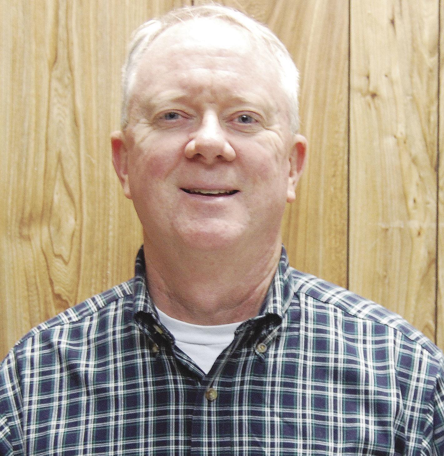 Harrill seeks County Commission seat