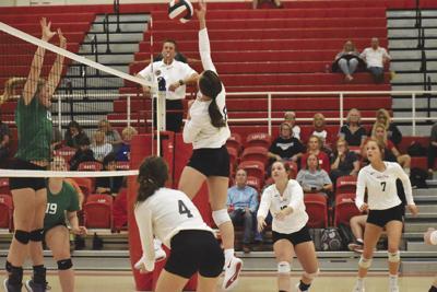 Sequoyah volleyball vs. East Hamilton