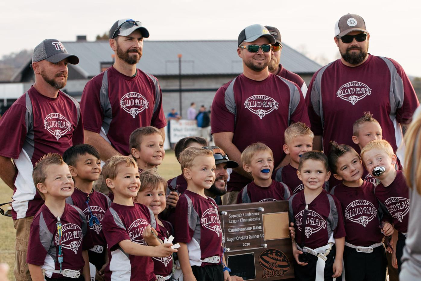 Sweetwater, Tellico Plains youth football vie for championships