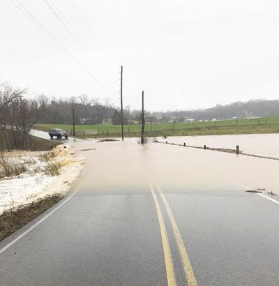 Heavy rain prompts flood of concerns