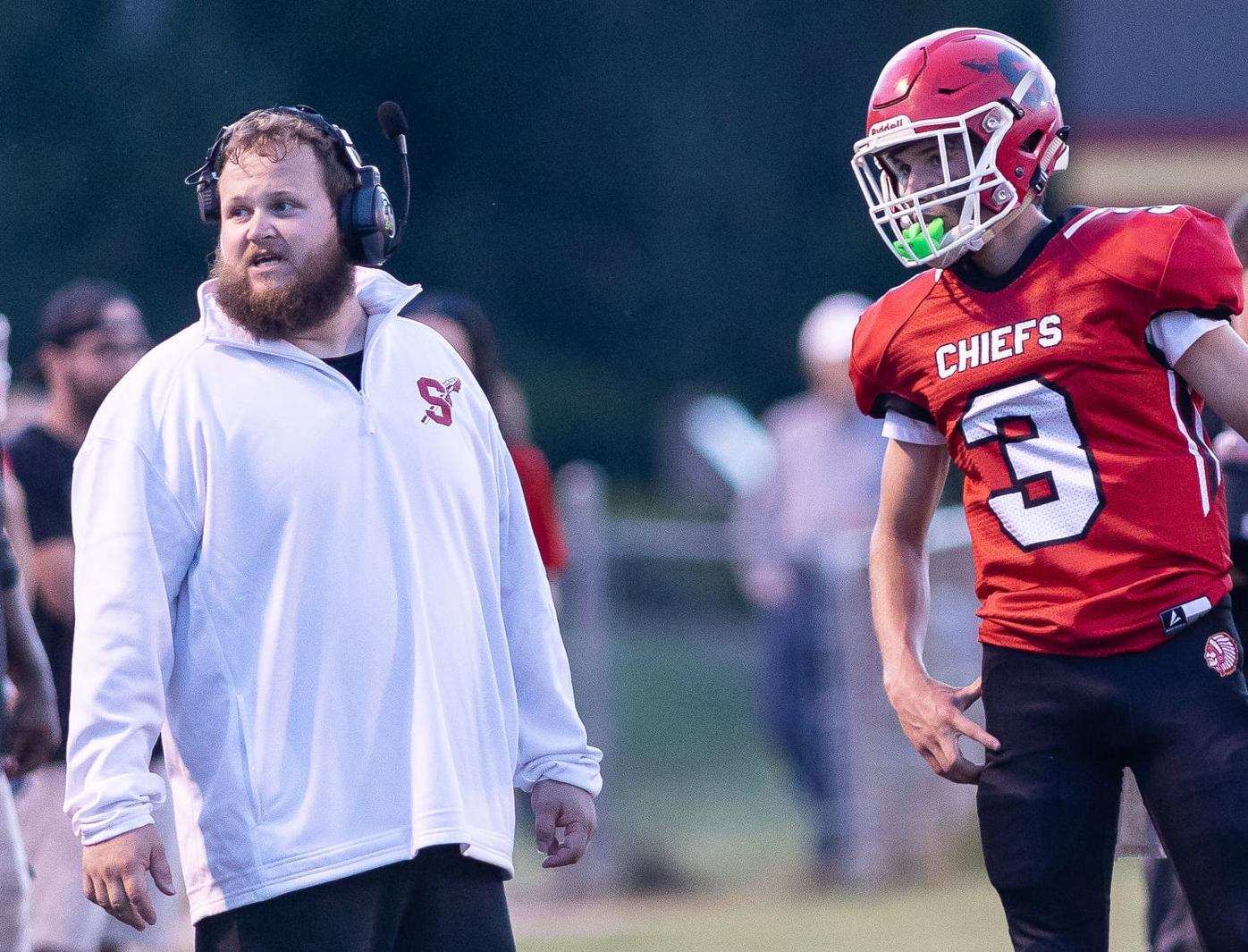 Sequoyah Peels Coach