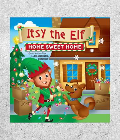 Itsy Elf Cover