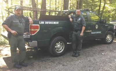 Illegal bear trap seized