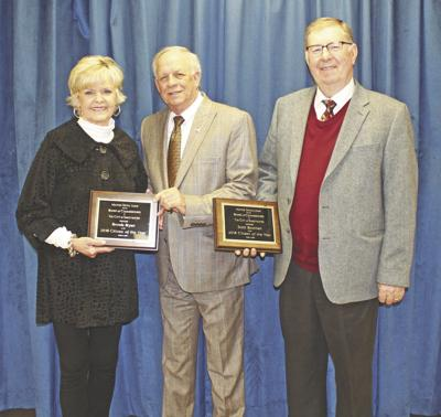Bryan and Bowman honored as Citizens of the Year