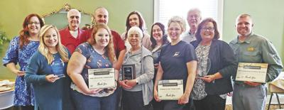 Health Council honors volunteers, partners at Awards Luncheon
