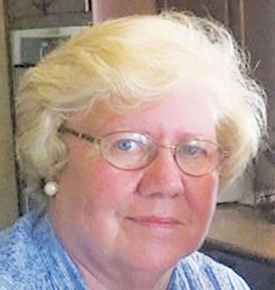 Peggy 'Nana' Self Dyer