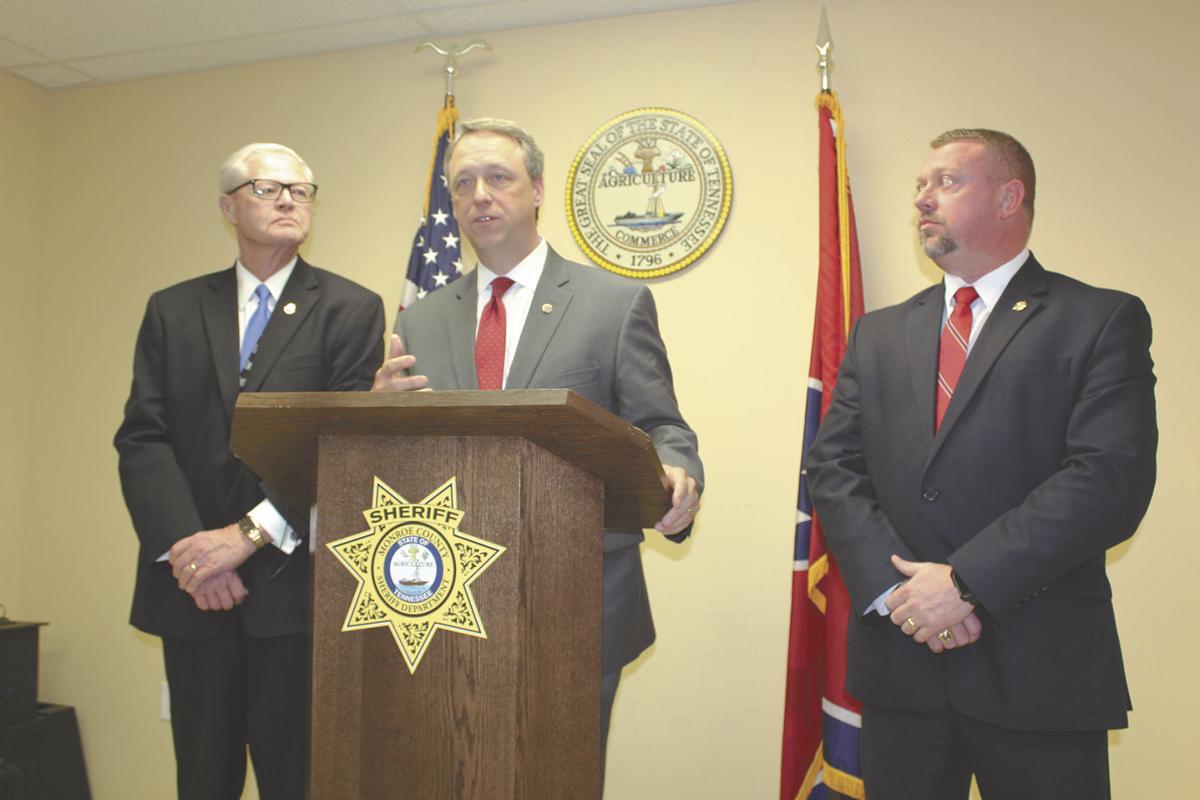 Crump speaks on 46-year-old murder case
