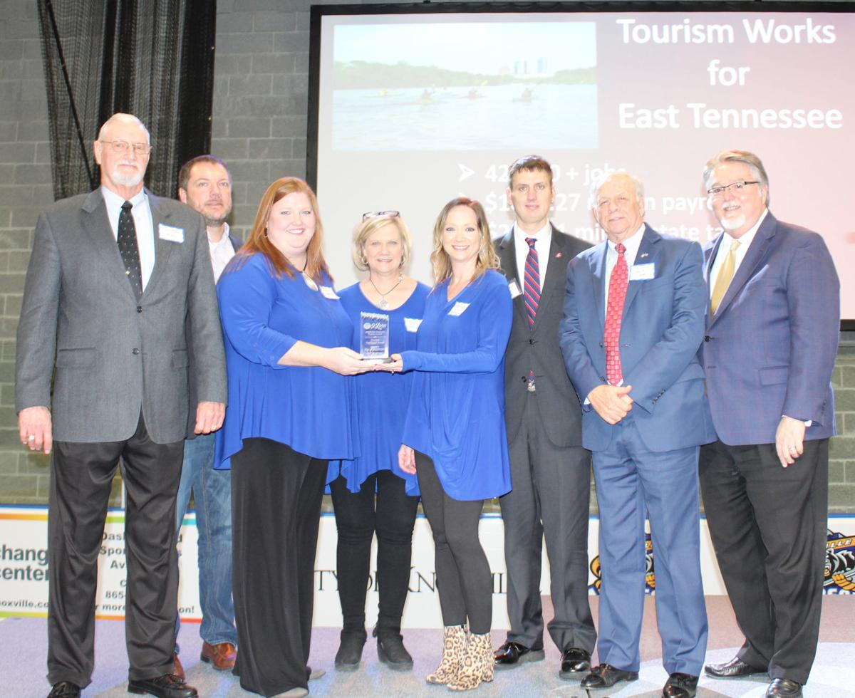 Sweetwater eclipses all others with special tourism award