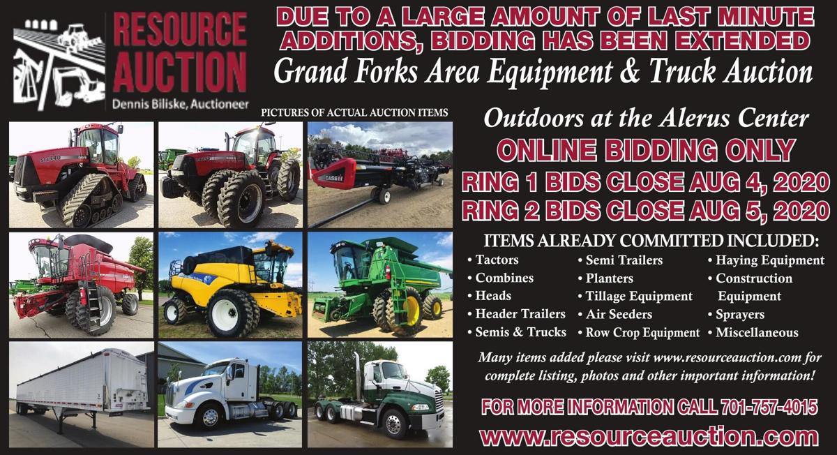 Grand Forks Area Auction