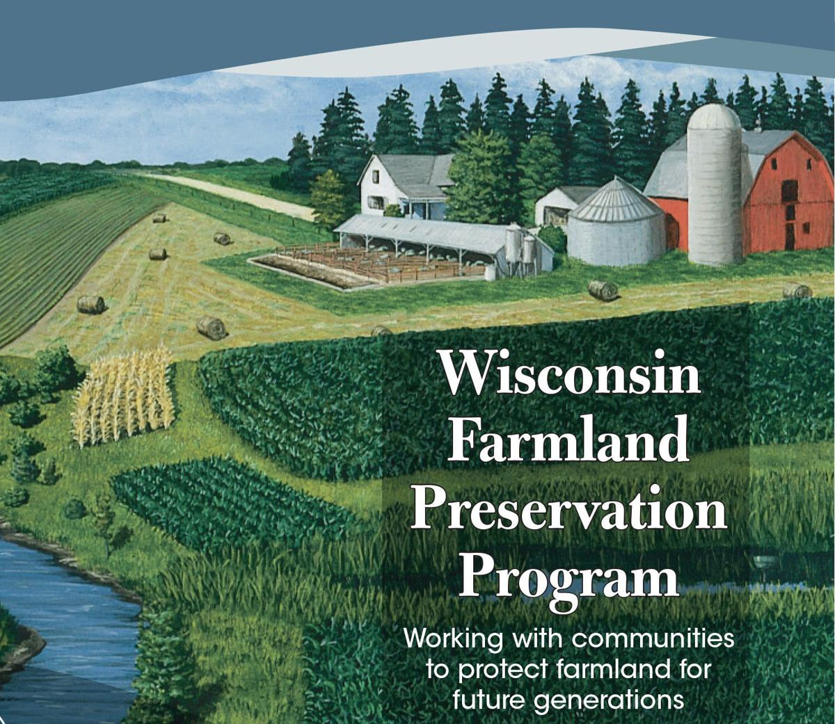 Wisconsin Farmland Preservation Program graphic