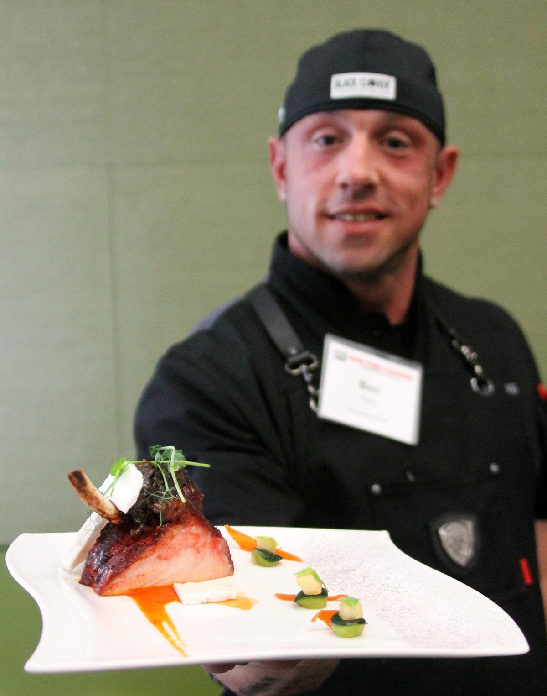 Chef Ben Hayes