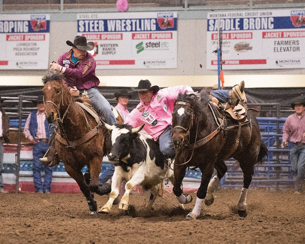 Enjoy All Of The Fun And Excitement At The Montana Pro