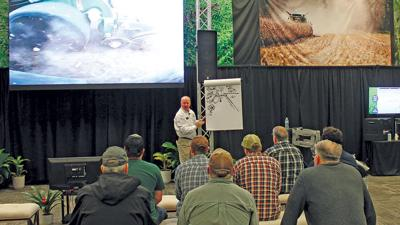fertilizer at the National Farm Machinery Show