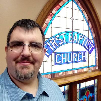 Pastor Nathaniel King First Baptist Church 2019